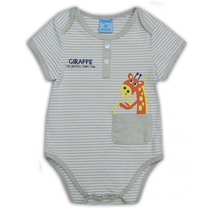 Комплекты детской одежды Nannette Комплект (боди, шапочка) 14-2840