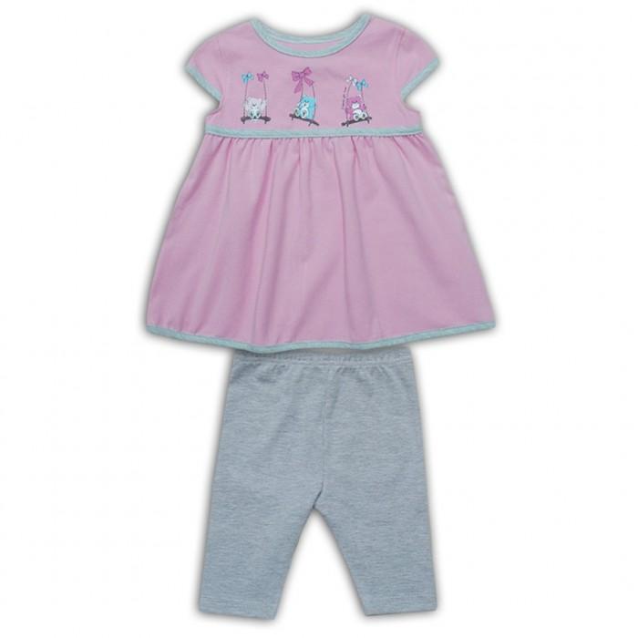 Комплекты детской одежды Nannette Комплект (туника, лосины) 14-2844