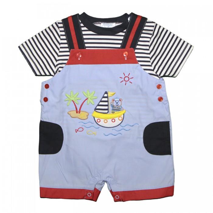 Купить Комплекты детской одежды, Nannette Песочник 14-2734