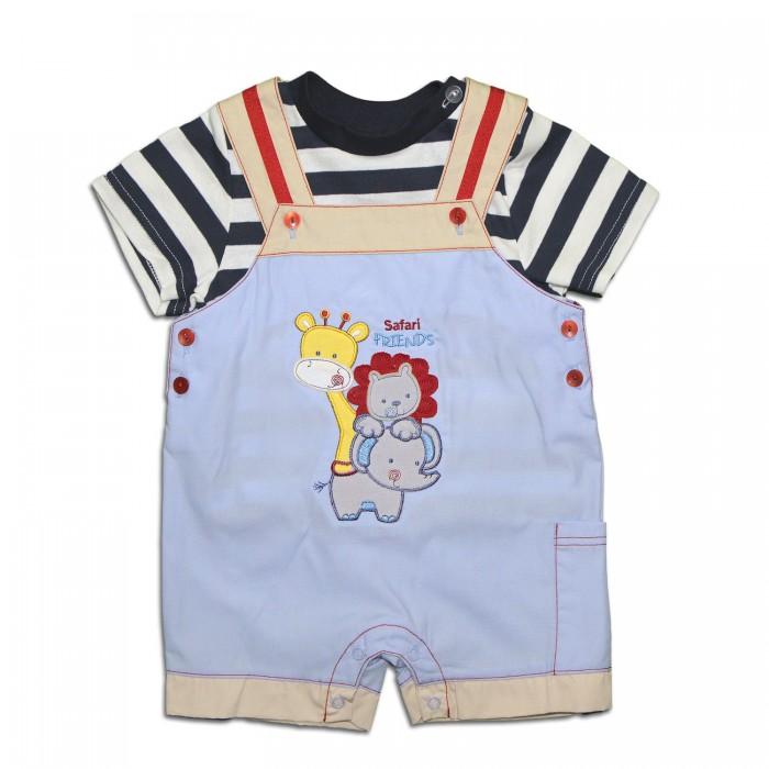 Купить Комплекты детской одежды, Nannette Песочник 14-2735
