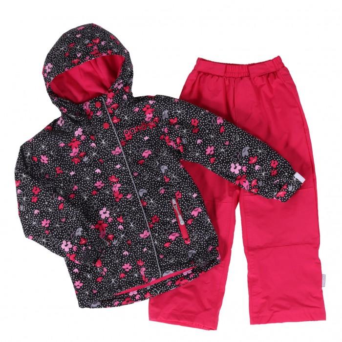 Nano Костюм демисезонный S19M270Демисезонные комбинезоны и комплекты<br>Костюм демисезонный - в непромокаемом костюме Ваш ребенок сможет прыгать по лужам и бегать под дождем!  Куртка: Наполнитель: Polyfill - 60 грамм, Подкладка: Flece Micropolar, Верхняя ткань обработана покрытием - DuPont Teflon, Водонепроницаемость - 3 000 мм, Застежка молния, по всей длине изделия, Верхний край  закрыт специальной накладкой для защиты подбородка, Высокий воротник  с  мягкой подкладкой, Эластичные манжеты, с липучкой для регулировки ширины рукава, Светоотражающие элементы, Фурнитура: YKK.  Брюки без наполнителя: Подкладка: трикотаж, Верхняя ткань обработана покрытием - DuPont Teflon, Водонепроницаемость - 3 000 мМ, В размерах  12/18/24 мес.  Низ брюк на резинке.