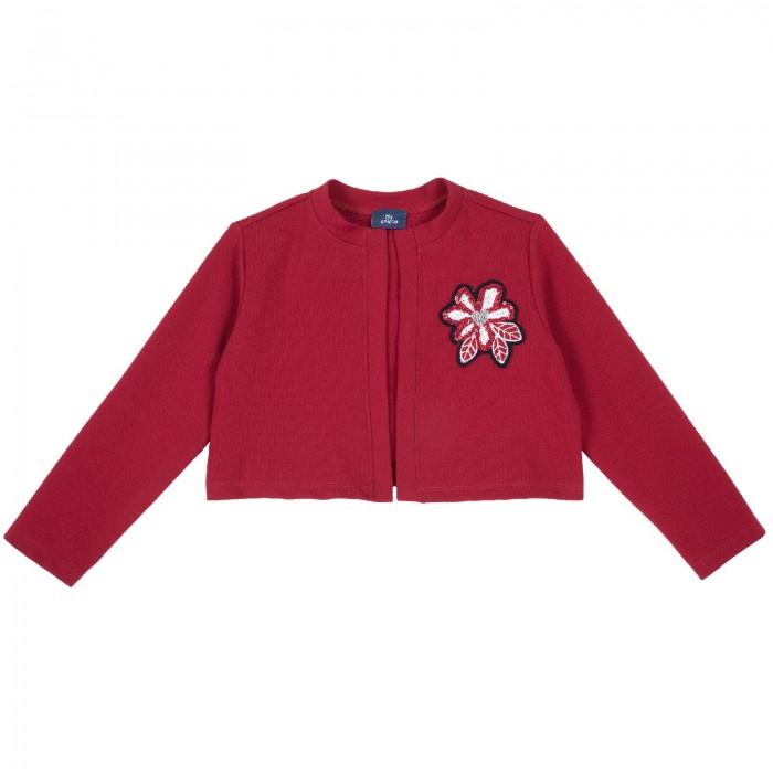 Пиджаки и жакеты Chicco Болеро для девочек комплект платье болеро ladetto комплект платье болеро