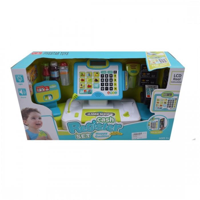 Ролевые игры Наша Игрушка Игровой набор Магазин (15 предметов) 35559