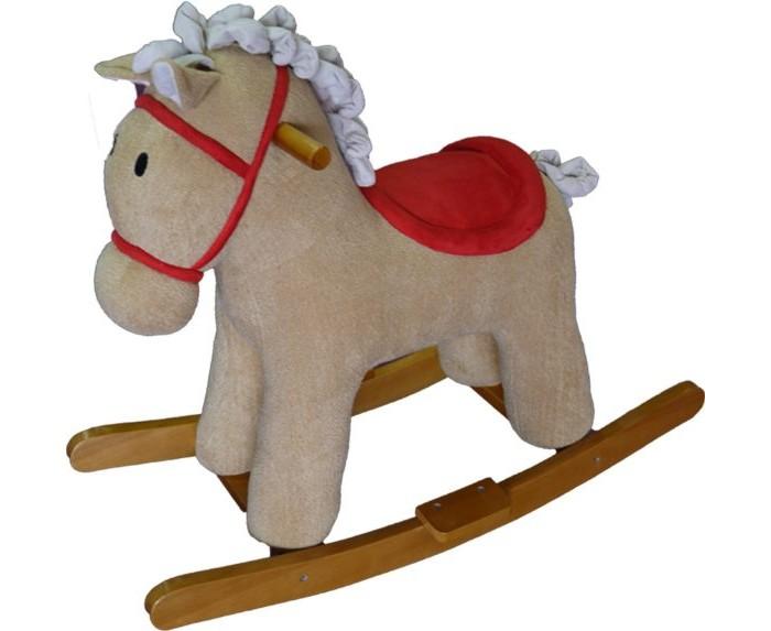 Купить Качалки-игрушки, Качалка Наша Игрушка Лошадка Мультик 65 см