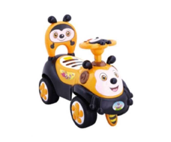 Каталки Наша Игрушка Машина каталка Шмель каталка игрушка умка лошадка b876678 r со звуковыми эффектами желтый