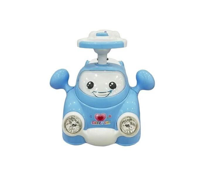 Каталки Наша Игрушка Машина Малышок каталка игрушка умка лошадка b876678 r со звуковыми эффектами желтый