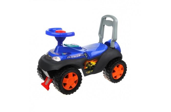 Каталки Наша Игрушка Машина Сафари каталка игрушка умка лошадка b876678 r со звуковыми эффектами желтый