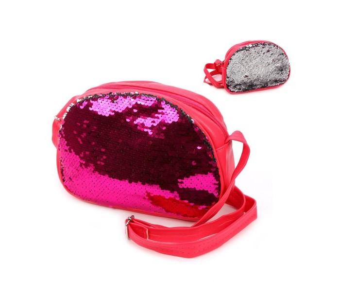 Фото - Сумки для детей Наша Игрушка Сумочка Блеск 21х15 см сумки для детей наша игрушка сумочка радуга 20х16 см