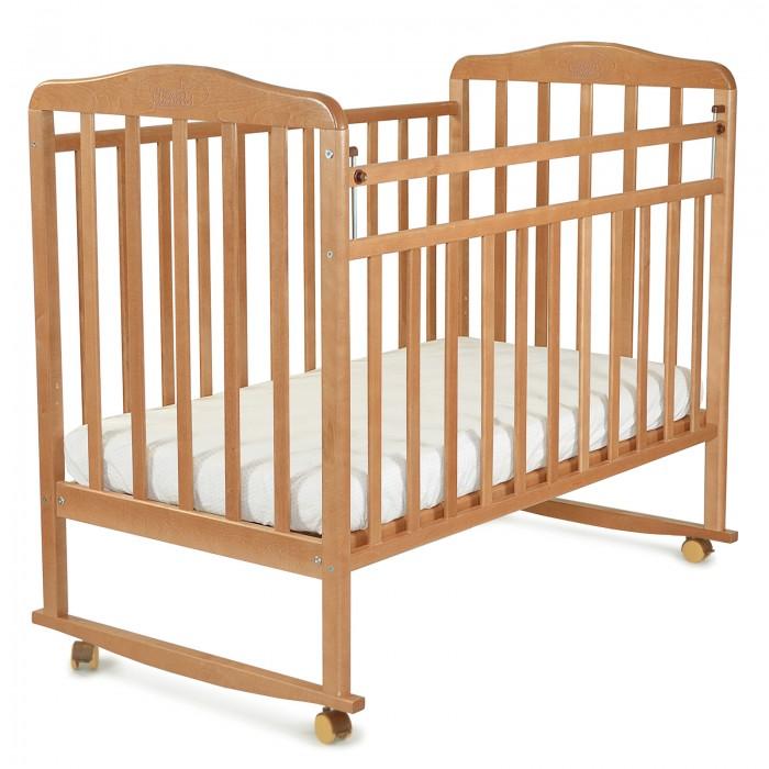 Детские кроватки Наша Мама Джулия колесо-качалка