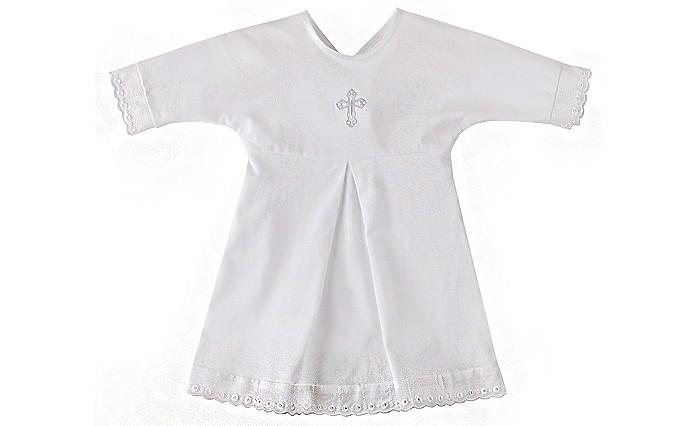 Крестильная одежда Наша Мама Крестильная рубашка 0135