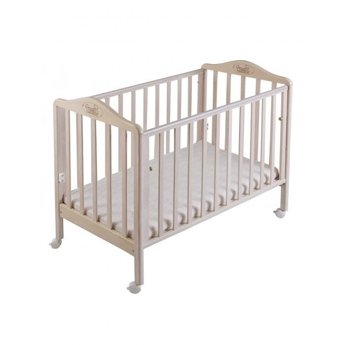 Купить Детские кроватки, Детская кроватка Наша Мама Джулия (колесо-качалка)
