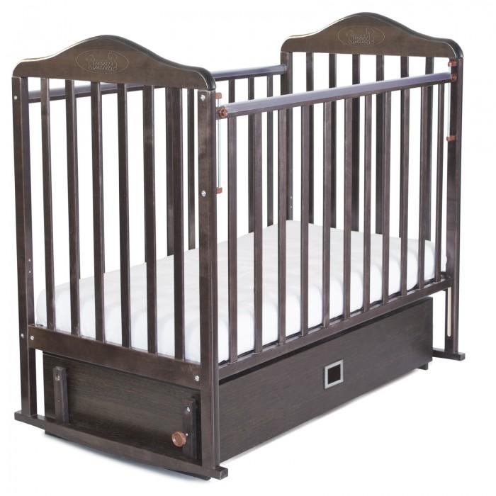 Купить Детские кроватки, Детская кроватка Наша Мама Джулия с ящиком маятник