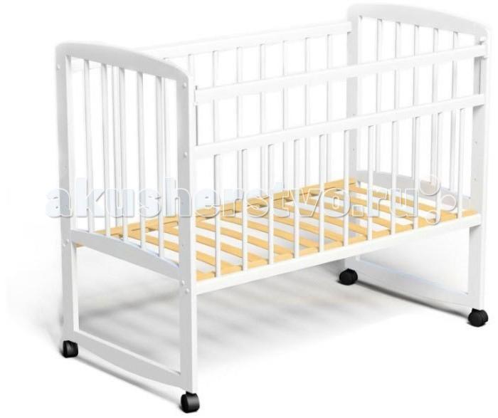 Детская кроватка Nastella Kalibri колесо-качалка
