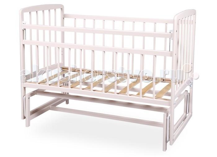 Детская кроватка Nastella Kalibri маятник поперечный