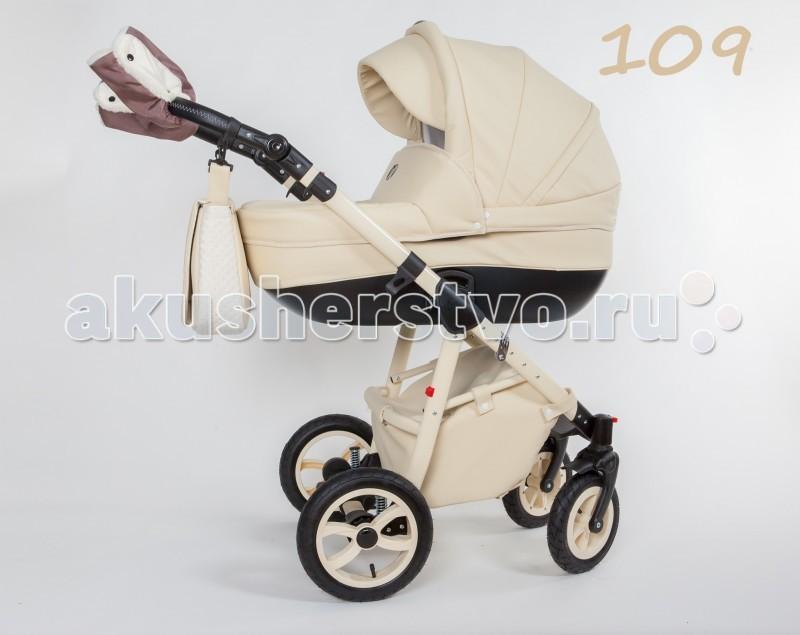 Коляска Nastella Casual 2 в 1Casual 2 в 1Красивая и практичная детская коляска Nastella Casual 2 в 1 соответствует самым высоким стандартам качества и безопасности эксплуатации. Такая коляска станет отменным приобретением для комфорта и безопасности ребенка.  Люлька: Люлька очень прочная и просторная. Подголовник регулируется с помощью крутящегося механизма с наружи. Большой капюшон регулируется, имеет секцию для вентиляции, а еще в нем скрыта ручка для переноски. Теплая накидка на ножки делает люльку Nastella Casual универсальной. Борта утеплены, их не продувает даже самый сильный ветер.  Прогулочный блок: Сидение достаточно большое и просторное, так что даже крупному малышу и в теплой одежде не будет тесно. Есть страховочные пятиточечные ремни безопасности с мягкими накладками на плечики. Мягкий регулируемый бампер надежно защищает малыша и может быть снят или откинут по желанию родителей Имеется также функция регулировки спинки и подножки по степени наклона, вплоть до горизонтального положения.  Шасси: Прочная алюминиевая рама достаточно легкая, а еще надежная. Система защиты от случайного складывания, в автоматическом режиме блокирует раму в любых непредвиденных обстоятельствах. В сложенном виде конструкция компактная.Надежная тормозная система, позволяет одним нажатием на педаль зафиксировать коляску на месте Коляска снабжена регулируемой ручкой, на которой есть карабины для фиксации родительской сумки. Большие надувные колеса на подшипниках гарантируют хорошую проходимость Nastella Casual. А передняя поворотная пара колес с фиксаторами станут залогом маневренности. Блоки коляски фиксируются очень легко на раму коляски. У основания системы есть большая вместительная корзина для покупок на молнии с жестким дном, так что ее содержимое не видно и оно не пылится во время прогулок.<br>