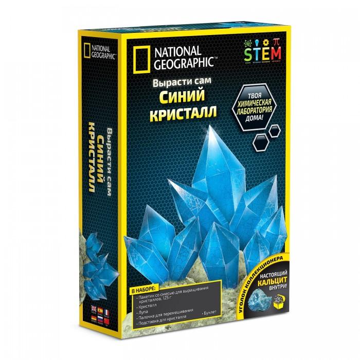 National Geographic Набор для опытов Вырасти кристалл