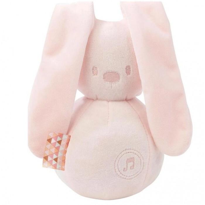 Мягкие игрушки Nattou Lapidou Кролик музыкальная