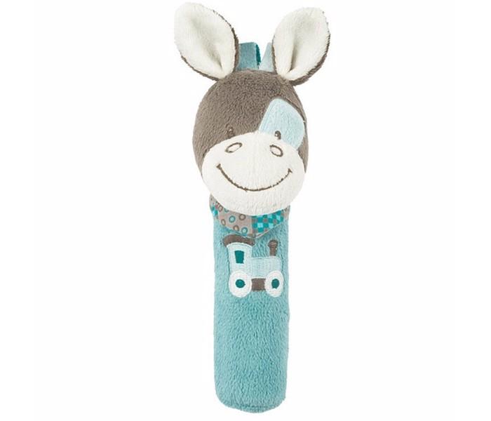 мягкие игрушки для малышей Развивающие игрушки Nattou Cri-Cris Gaston & Cyril