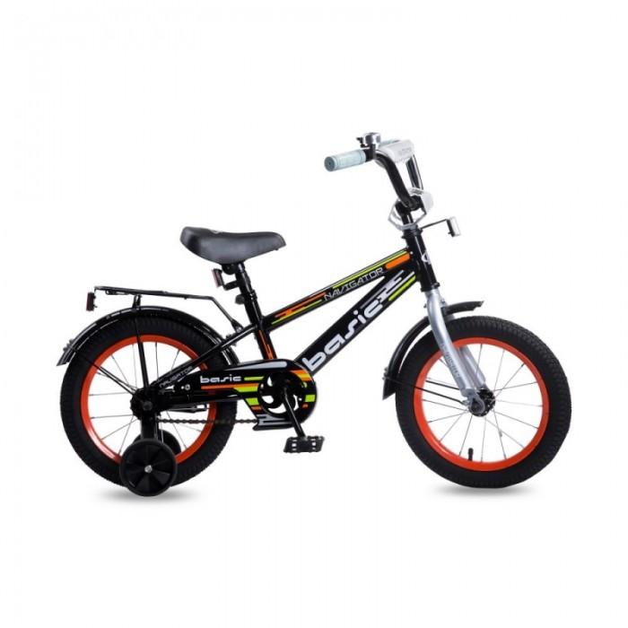 Купить Двухколесные велосипеды, Велосипед двухколесный Navigator Basic 14