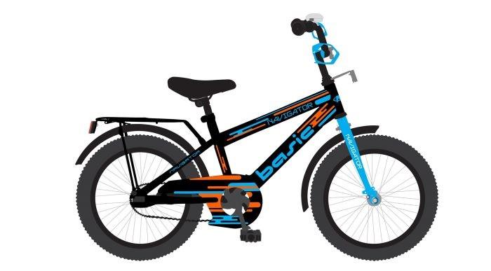 Велосипед двухколесный Navigator Basic 18