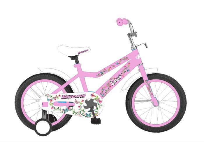 двухколесные велосипеды Двухколесные велосипеды Navigator Lady 14
