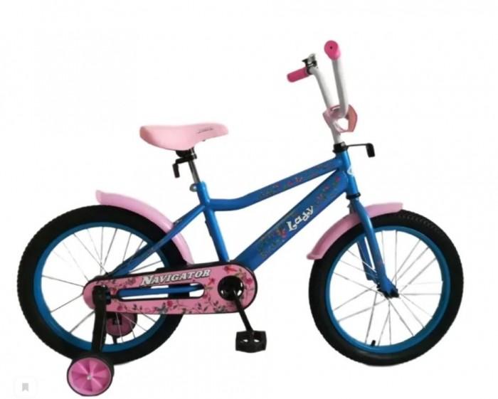 двухколесные велосипеды Двухколесные велосипеды Navigator Lady 18