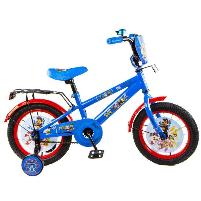 Купить Двухколесные велосипеды, Велосипед двухколесный Navigator Щенячий патруль колеса 14