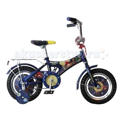 Велосипед двухколесный Navigator Angry Birds 14 AB-1