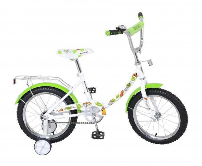 Двухколесные велосипеды Navigator Basic 16 12B велосипед детский navigator том и джерри цвет желтый 16 вн16114