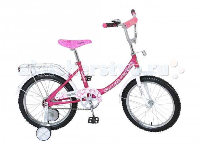 Велосипед двухколесный Navigator Basic 18 12B