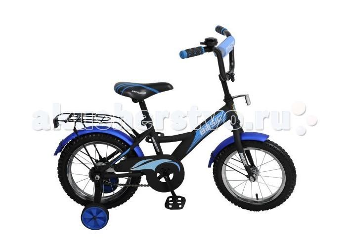 Велосипед двухколесный Navigator Basic 14 KiteBasic 14 KiteВелосипед Navigator Basic Kite 14 - это хорошо собранный и надёжный велосипед для ребёнка. Модель подойдет для ребенка ростом 100-120 см. Катание на велосипеде благоприятно влияет на здоровье, укрепляет мышцы, развивает зрение, учит ориентироваться в пространстве и принимать решения.   Особенности: Тип: детский Материал рамы: сталь Амортизация: отсутствует Конструкция вилки: жесткая Конструкция рулевой колонки: неинтегрированная, резьбовая Диаметр колес: 14 дюймов Материал обода: алюминиевый сплав Двойной обод: нет Материал бортировочного шнура: металл Возможность крепления боковых колес: есть Боковые колеса в комплекте: есть Тип переднего тормоза: отсутствует Тип заднего тормоза: ножной Уровень заднего тормоза: начальный Количество скоростей: 1 Уровень каретки: начальный Конструкция каретки: неинтегрированная Тип посадочной части вала каретки: квадрат Количество звезд в кассете: 1 Количество звезд системы: 1 Конструкция педалей: платформы Конструкция руля: изогнутый Настройка положения руля: регулируемый подъем Материал рамки седла: сталь Комфорт: защита цепи<br>
