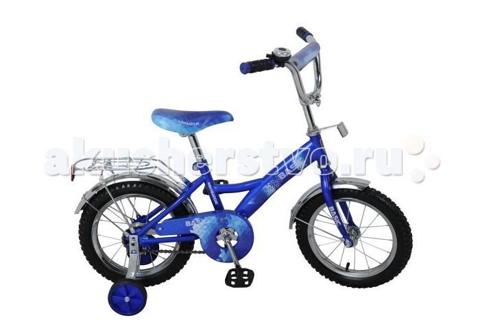 Двухколесные велосипеды Navigator Basic 14 Kite велосипед детский navigator basic kite 12
