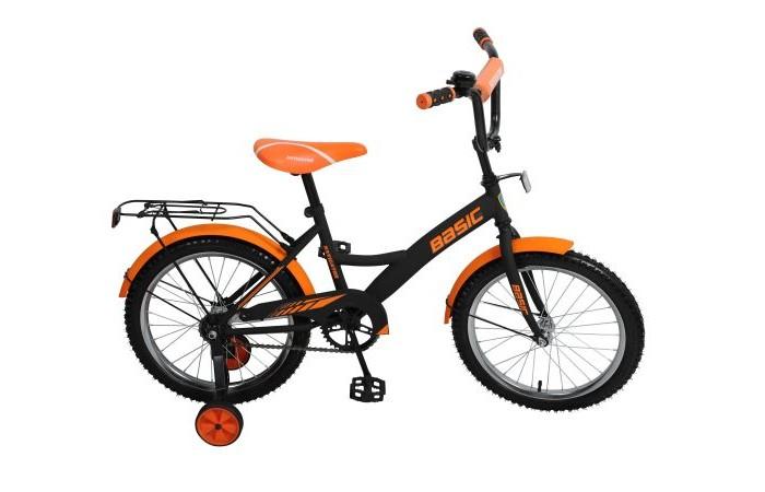 Велосипед двухколесный Navigator Basic 18 KiteBasic 18 KiteВелосипед Navigator Basic Kite 18 - это хорошо собранный и надёжный велосипед для ребёнка. Модель подойдет для ребенка ростом 110-130 см. Катание на велосипеде благоприятно влияет на здоровье, укрепляет мышцы, развивает зрение, учит ориентироваться в пространстве и принимать решения.   Особенности: Тип: детский Материал рамы: сталь Амортизация: отсутствует Конструкция вилки: жесткая Конструкция рулевой колонки: неинтегрированная, резьбовая Диаметр колес: 18 дюймов Материал обода: алюминиевый сплав Двойной обод: нет Материал бортировочного шнура: металл Возможность крепления боковых колес: есть Боковые колеса в комплекте: есть Тип переднего тормоза: отсутствует Тип заднего тормоза: ножной Уровень заднего тормоза: начальный Количество скоростей: 1 Уровень каретки: начальный Конструкция каретки: неинтегрированная Тип посадочной части вала каретки: квадрат Количество звезд в кассете: 1 Количество звезд системы: 1 Конструкция педалей: платформы Конструкция руля: изогнутый Настройка положения руля: регулируемый подъем Материал рамки седла: сталь Комфорт: защита цепи<br>
