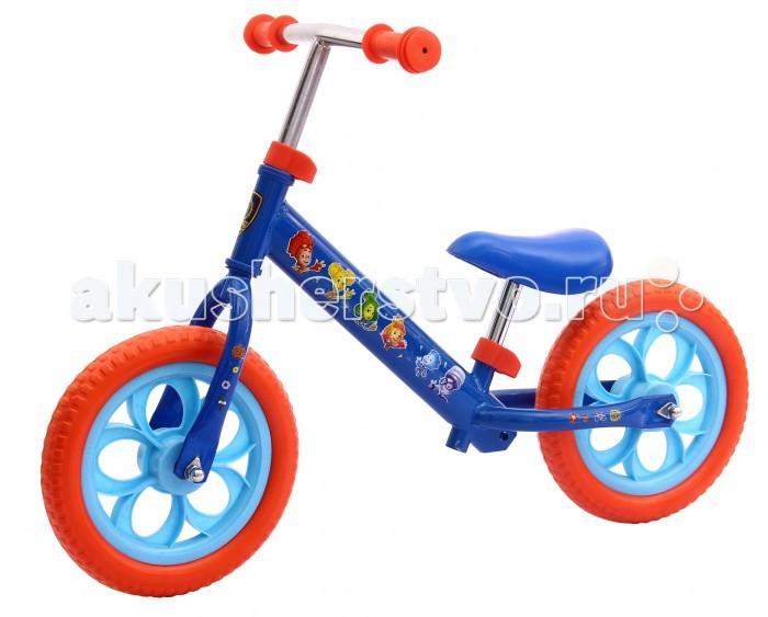 Детский транспорт , Беговелы Navigator Фиксики арт: 311189 -  Беговелы