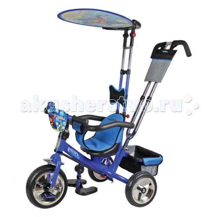 Детский транспорт , Трехколесные велосипеды Navigator Lexus Ну, погоди! арт: 333290 -  Трехколесные велосипеды