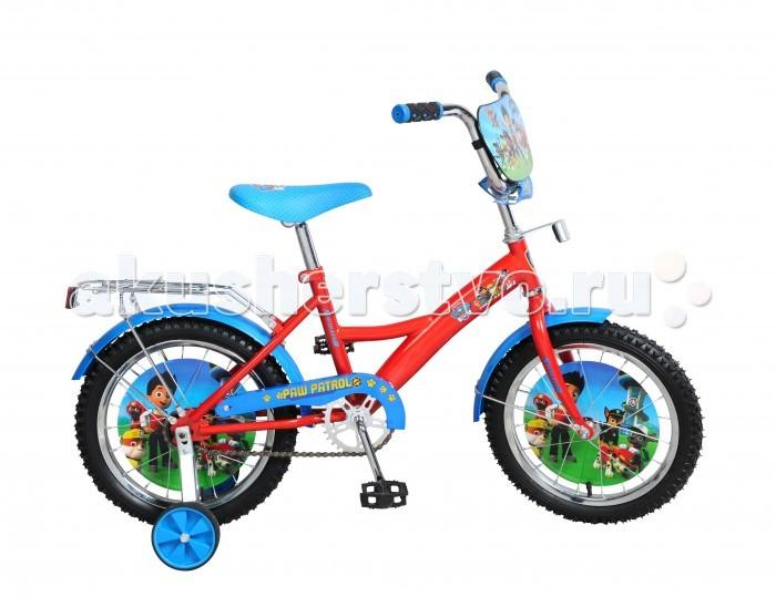 Детский транспорт , Двухколесные велосипеды Navigator Щенячий патруль 16 Kite арт: 310954 -  Двухколесные велосипеды
