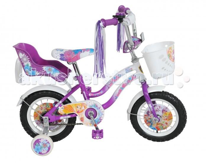 Детский транспорт , Двухколесные велосипеды Navigator WINX T2-тип 12 арт: 252187 -  Двухколесные велосипеды