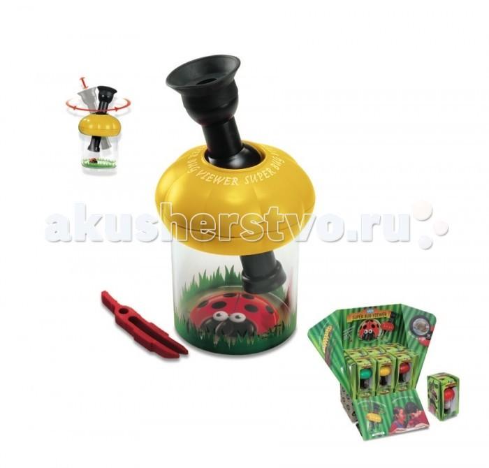 Творчество и хобби , Наборы для творчества Navir Банка для насекомых с микроскопом 10x и пинцетом арт: 548691 -  Наборы для творчества