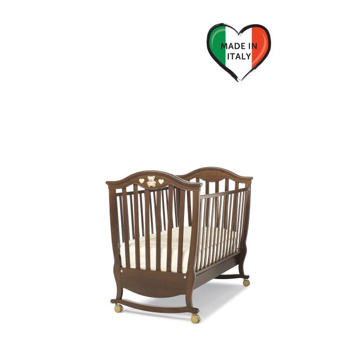 Детская мебель , Детские кроватки Erbesi Brigette качалка арт: 17105 -  Детские кроватки