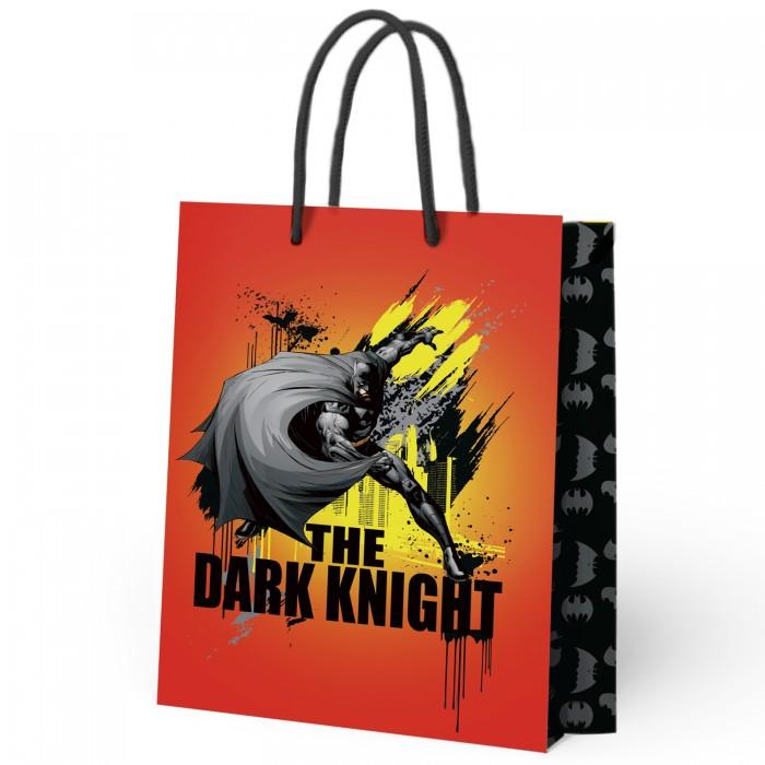 Товары для праздника Nd Play Batman Пакет подарочный большой 286628 товары для праздника nd play пакет подарочный малый batman