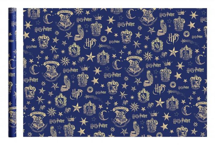 Товары для праздника Nd Play Harry Potter Упаковочная бумага 2 шт. товары для праздника nd play сказочный патруль упаковочная бумага 2 шт