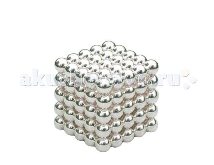 Конструктор Neocube Магнитный Неокуб - АльфаМагнитный Неокуб - АльфаNeocube Магнитный конструктор Неокуб - Альфа  Неокуб - это магнитная головоломка, уникальное средство от стресса и хороший спутник в долгой дороге, помогающий скоротать время. Неокуб Alpha - это обычный, на первый взгляд, кубик состоящий из 216 маленьких сфер, из которых можно сделать абсолютно любые фигуры. Шарики обладают магнитными свойствами, поэтому они легко скрепляются между собой, а расцепить их можно без особых усилий. Игра с магнитными шариками тренирует скорость пальцев, воображение и пространственное мышление.  Возраст: от 10 лет Комплект: 216 сфер. Диаметр сферы: 0.5 см. Размер собранного куба: 3 х 3 х 3 см.<br>