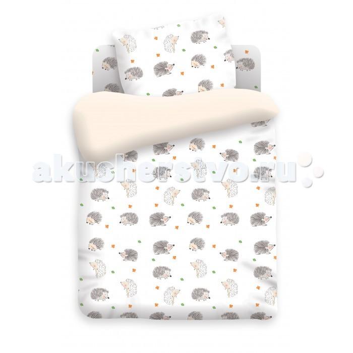 Постельное белье Непоседа Н/У КДН-1 Ёжики (3 предмета) непоседа постельное белье ёжики 3 пред бязь непоседа