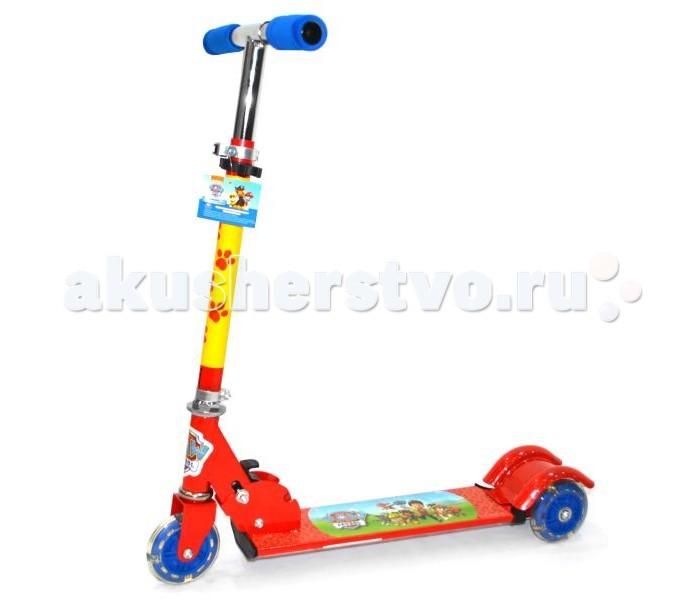 Детский транспорт , Трехколесные самокаты Next складной стальной арт: 482636 -  Трехколесные самокаты