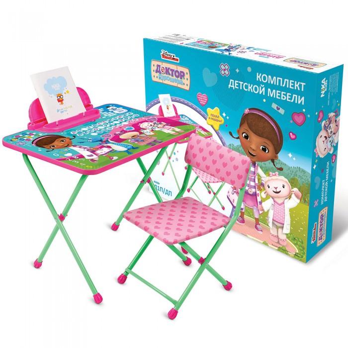 Детские столы и стулья Ника Детский комплект Disney 1П