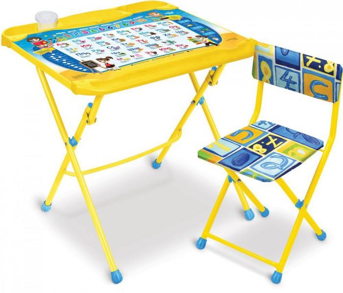 Ника Детский комплект мебели Познайка