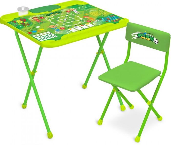 Купить Детские столы и стулья, Ника Детский комплект мебели с футболом