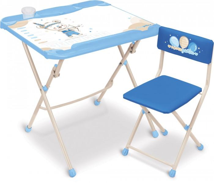 Купить Детские столы и стулья, Ника Детский комплект мебели с охотником