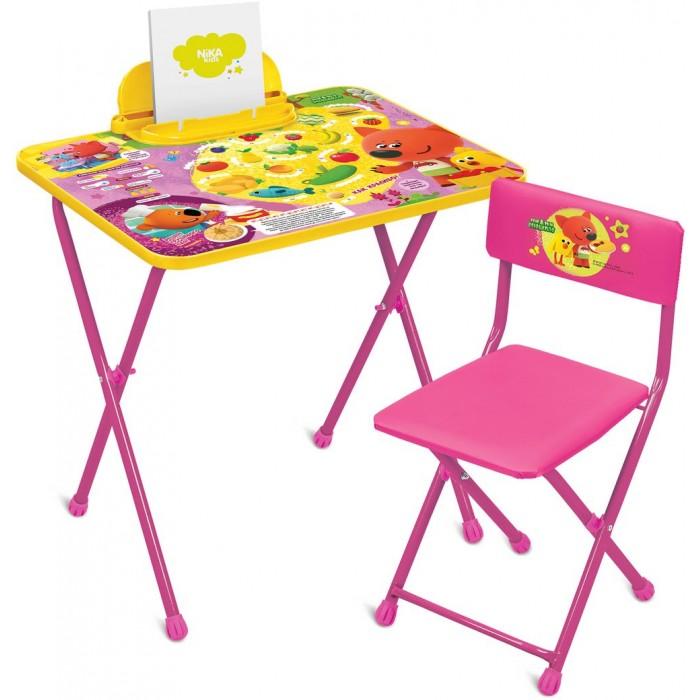 Ника Детский комплект мебели МиМиМишки с лисичкой