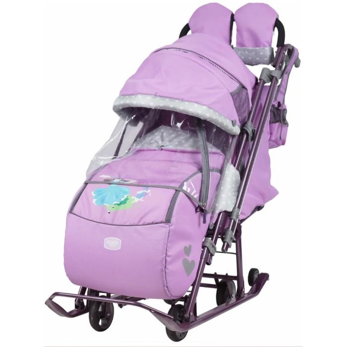 Купить Санки-коляски, Санки-коляска Ника Детям 7